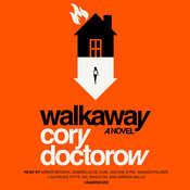 Walkaway Audiobook, by Cory Doctorow