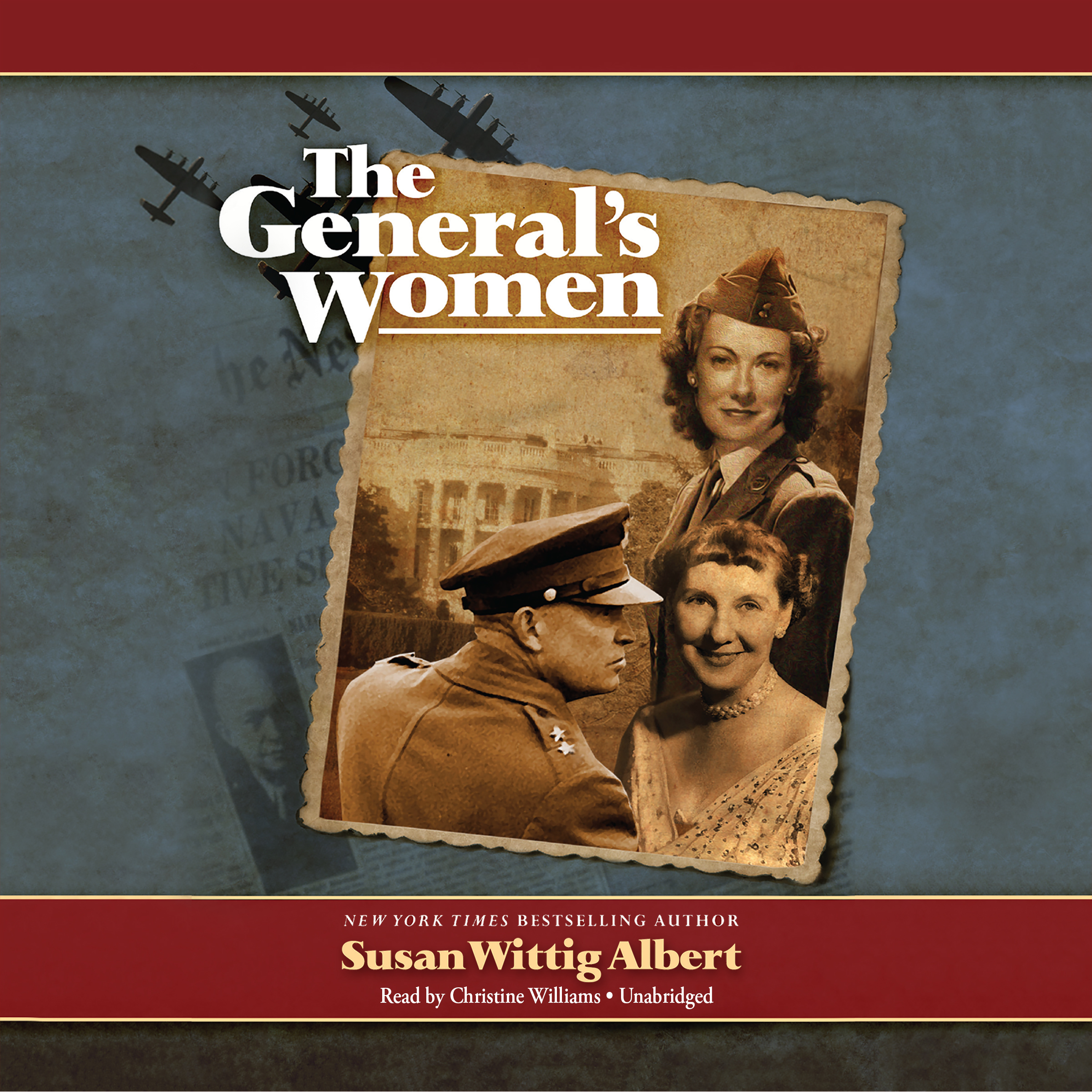 Printable The General's Women: A Novel Audiobook Cover Art