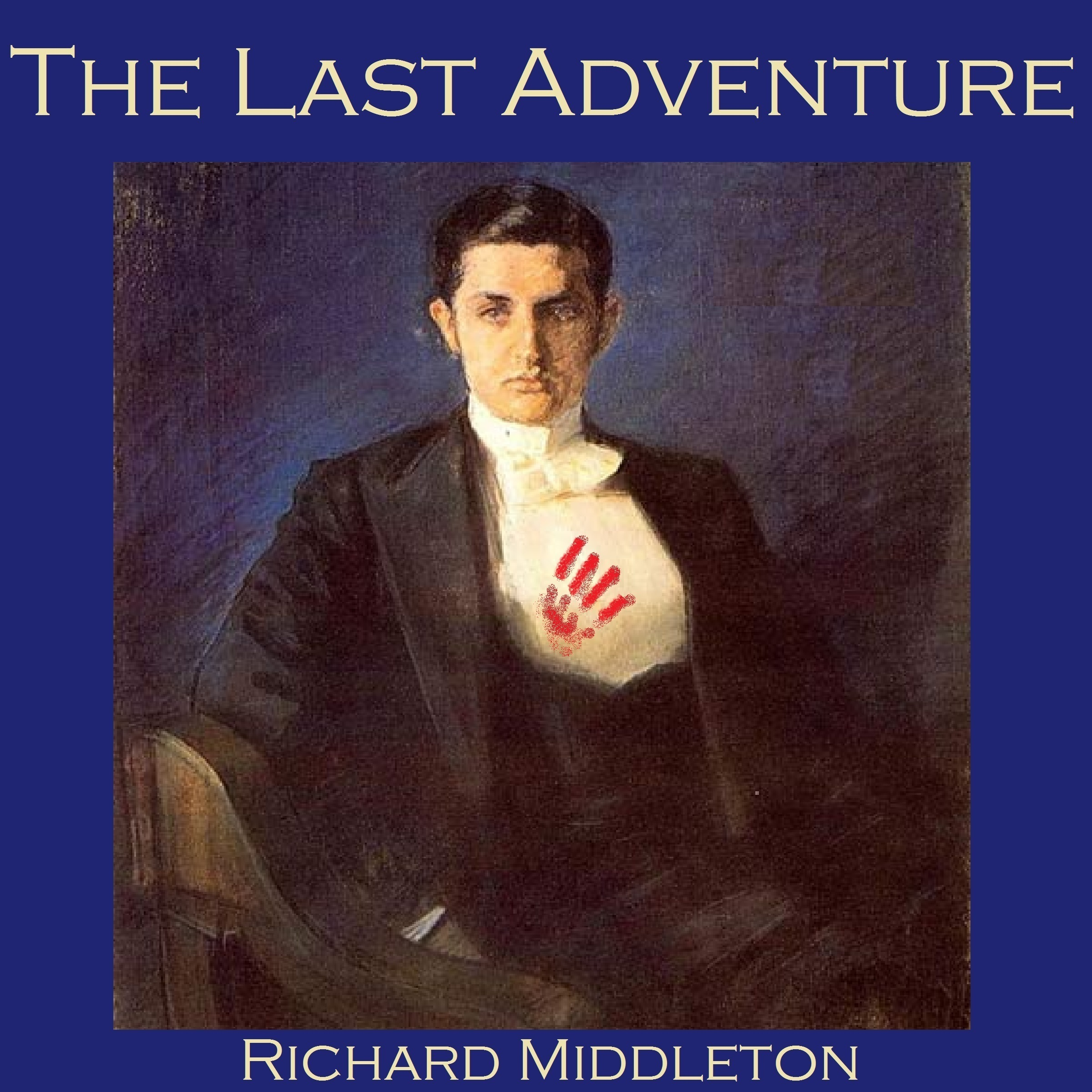 Printable The Last Adventure Audiobook Cover Art