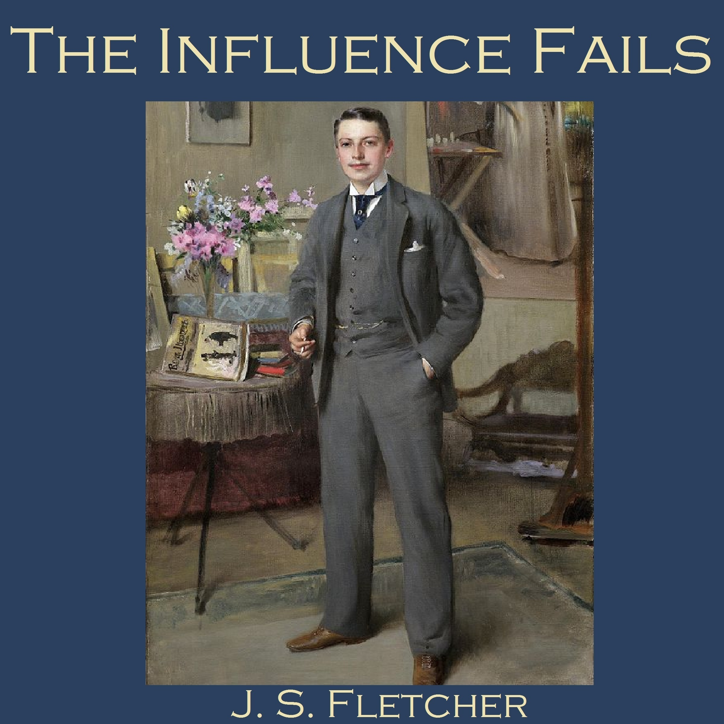 Printable The Influence Fails Audiobook Cover Art