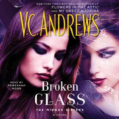 Broken Glass Audiobook, by V. C. Andrews