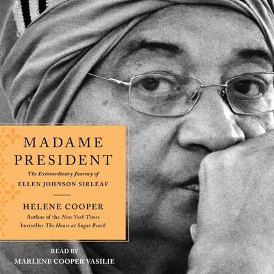 Madame President Audiobook, by Helene Cooper