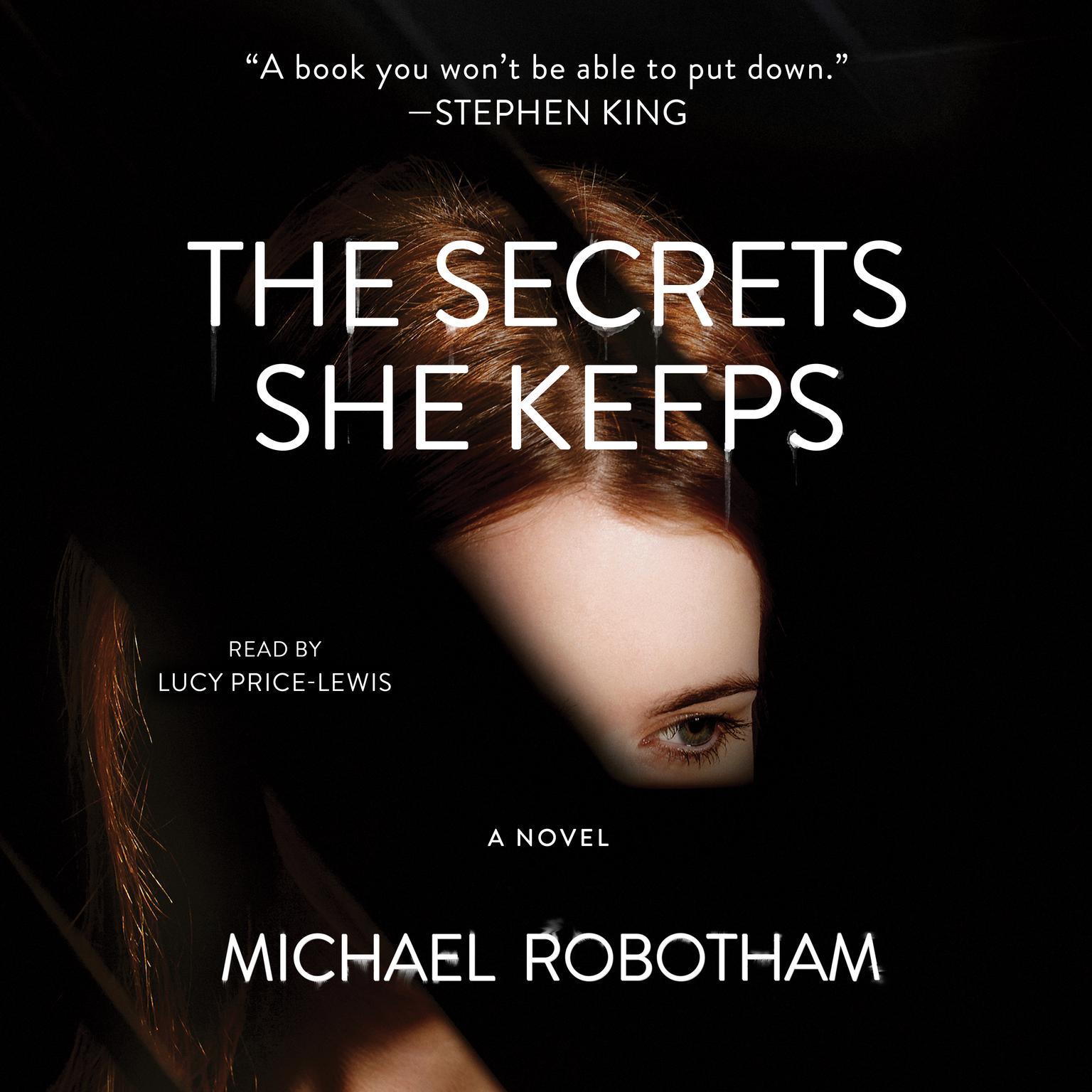 Printable The Secrets She Keeps: A Novel Audiobook Cover Art