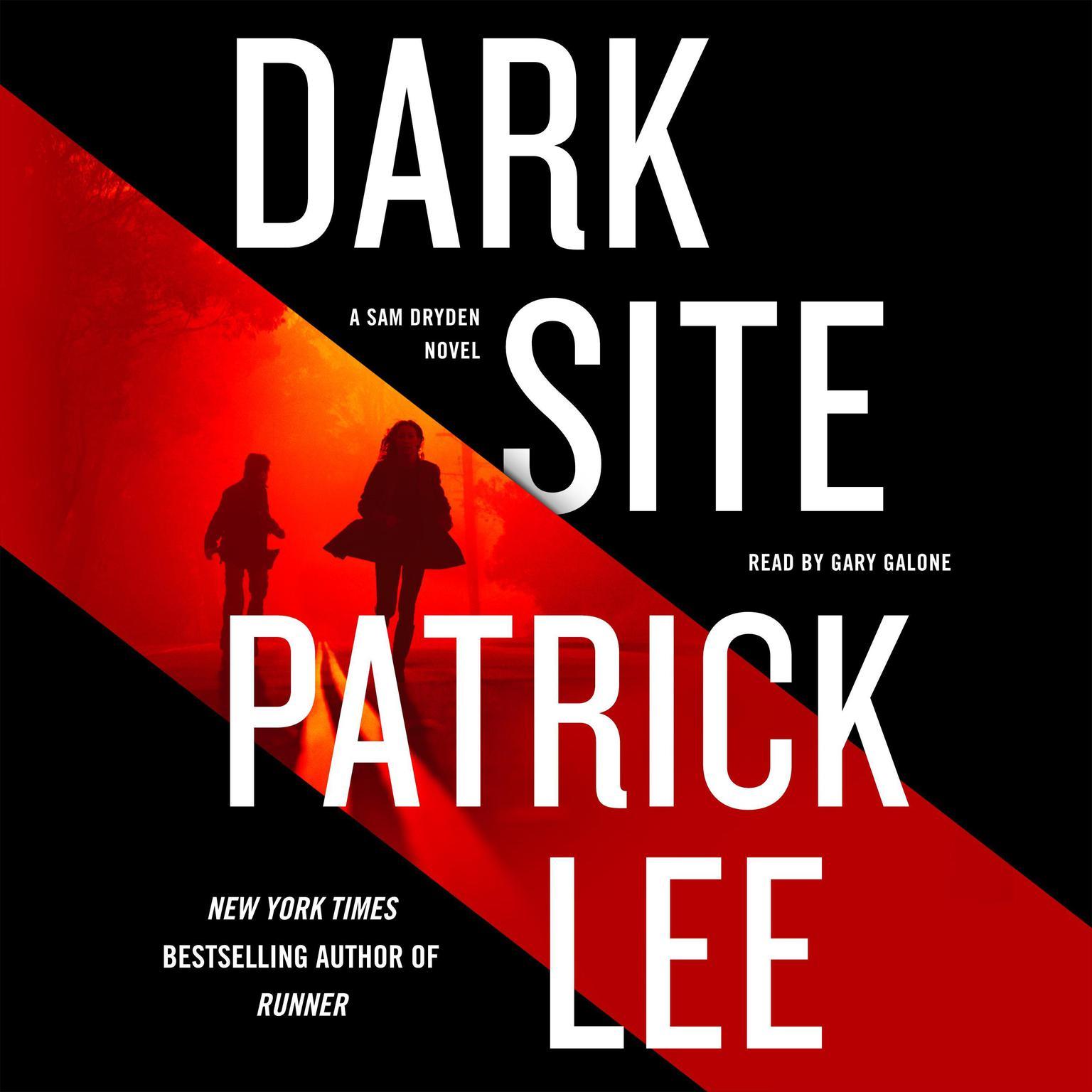 Printable Dark Site: A Sam Dryden Novel Audiobook Cover Art