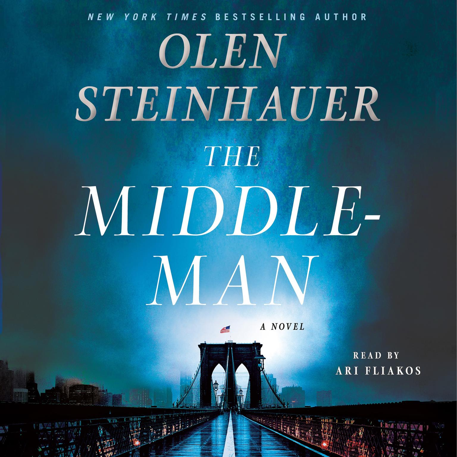 Printable The Middleman: A Novel Audiobook Cover Art