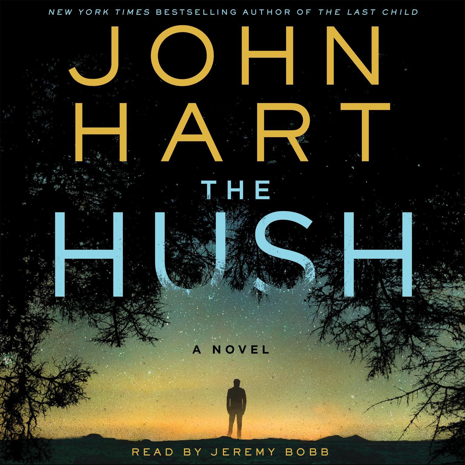 Printable The Hush: A Novel Audiobook Cover Art