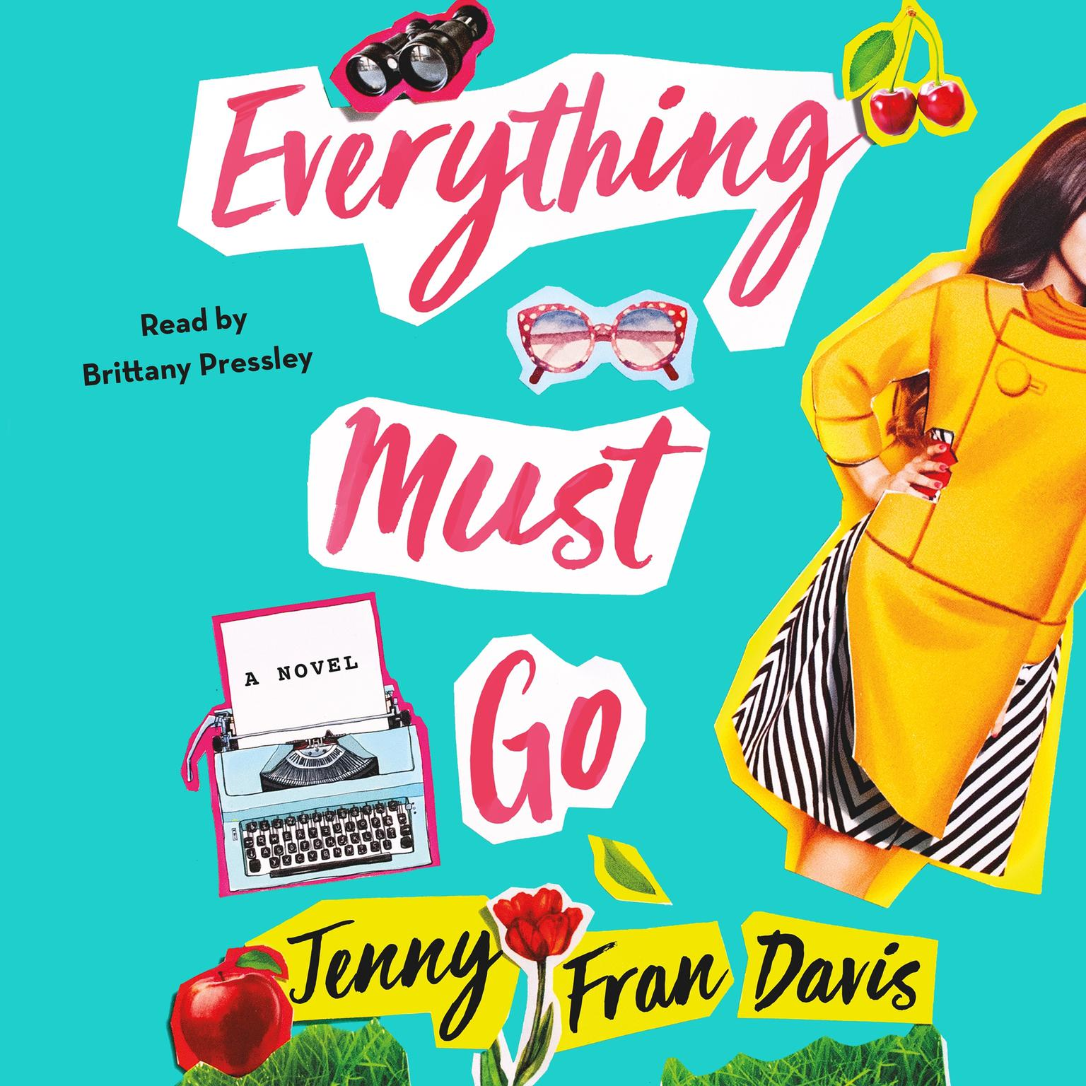 Printable Everything Must Go: A Novel Audiobook Cover Art