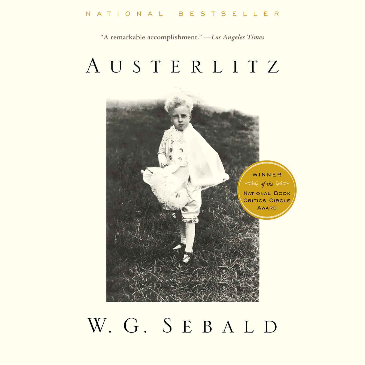 Austerlitz Audiobook, by W. G. Sebald