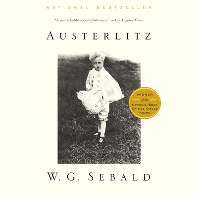 Austerlitz Audiobook, by W. G. Sebald