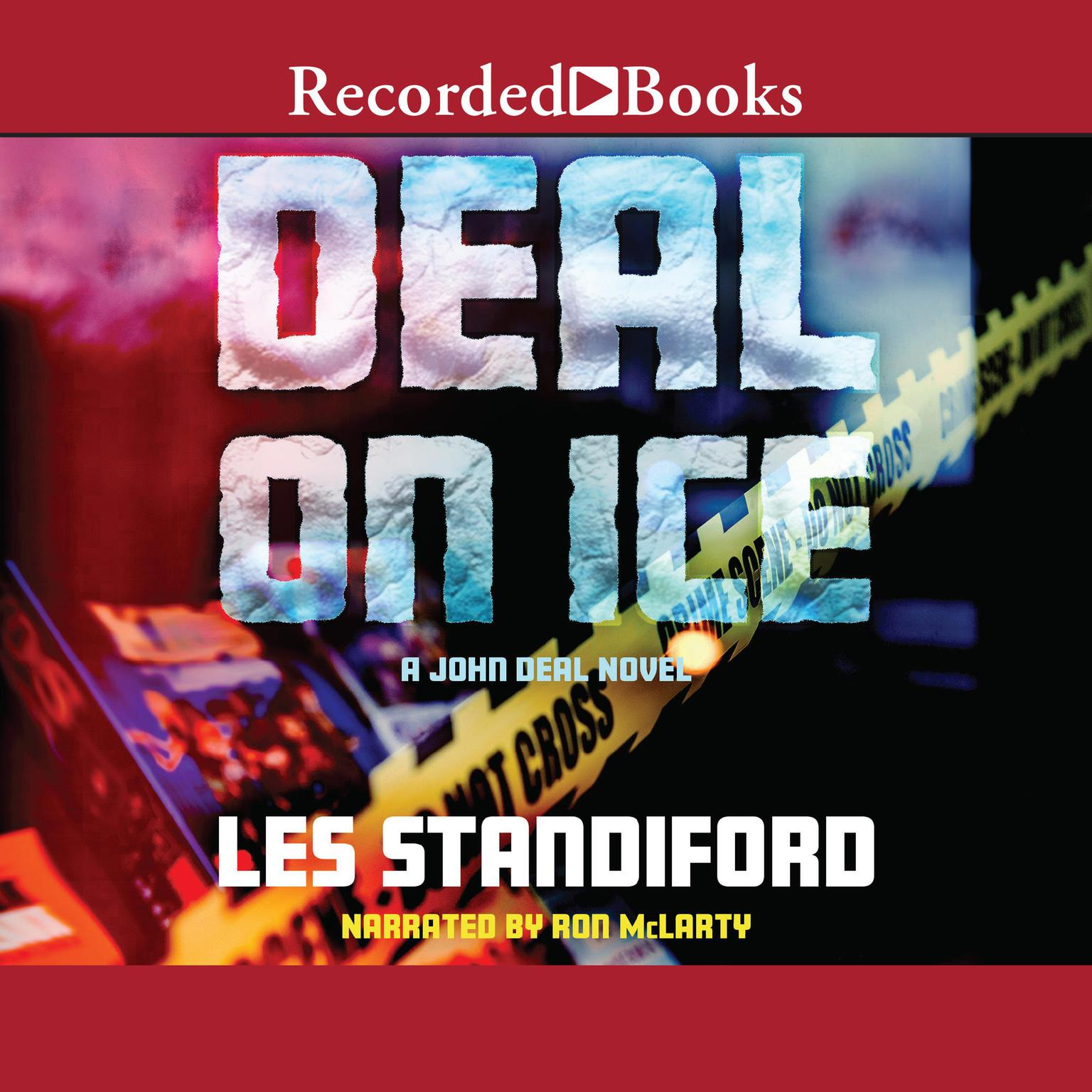Printable Deal on Ice Audiobook Cover Art