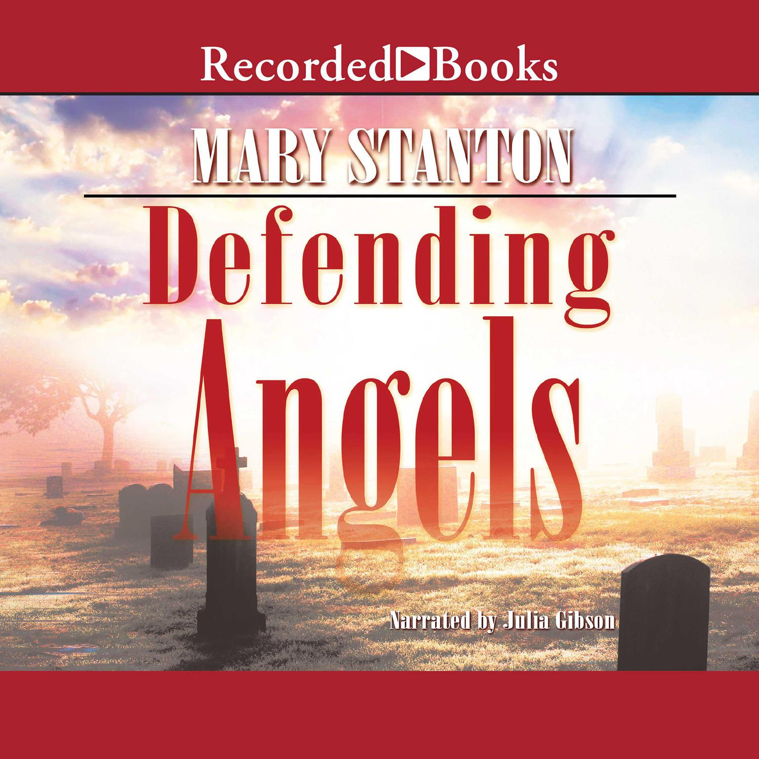 Printable Defending Angels Audiobook Cover Art