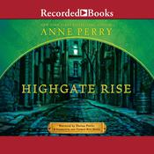 Highgate Rise, by Anne Perry