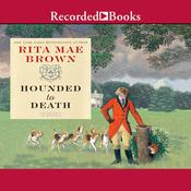Hounded to Death Audiobook, by Rita Mae Brown
