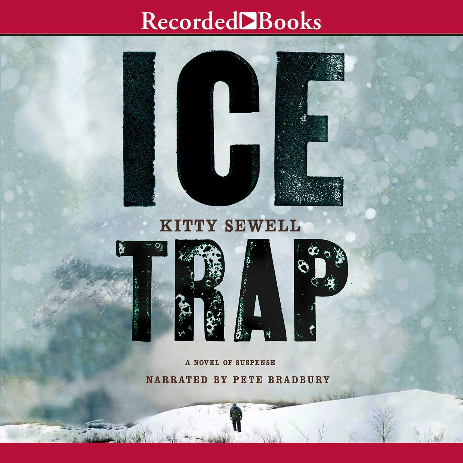 Printable Ice Trap Audiobook Cover Art