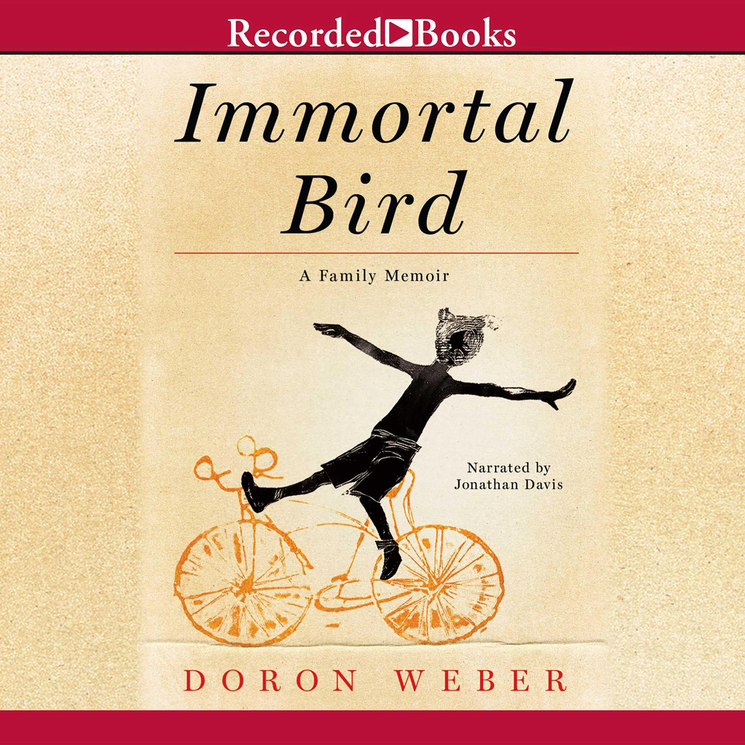 Printable Immortal Bird: A Family Memoir Audiobook Cover Art
