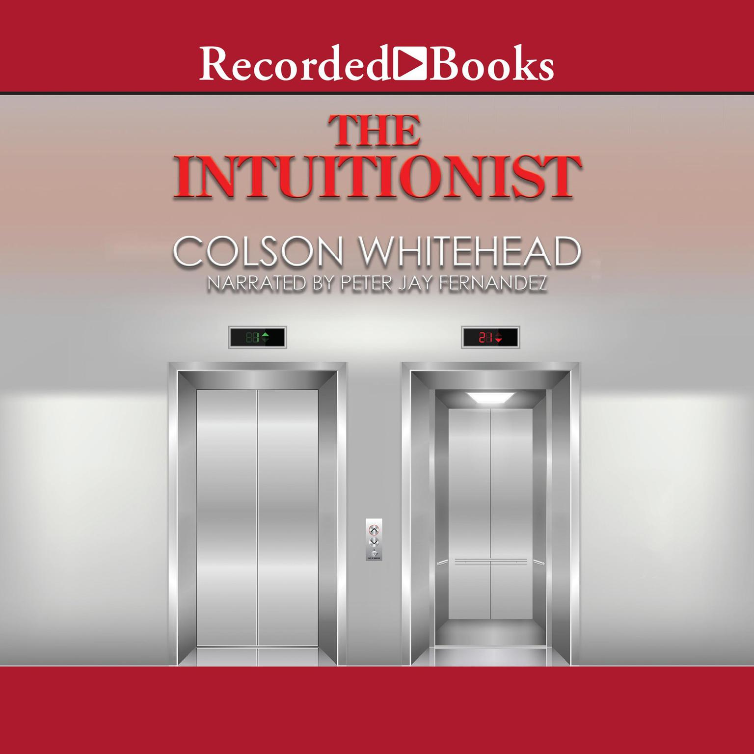 Printable The Intuitionist: A Novel Audiobook Cover Art