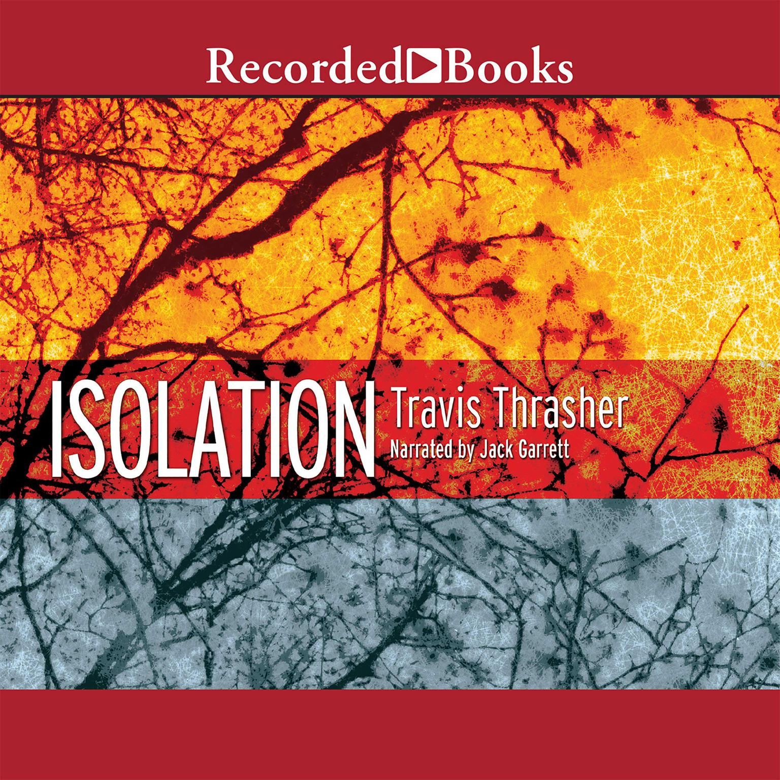 Printable Isolation Audiobook Cover Art