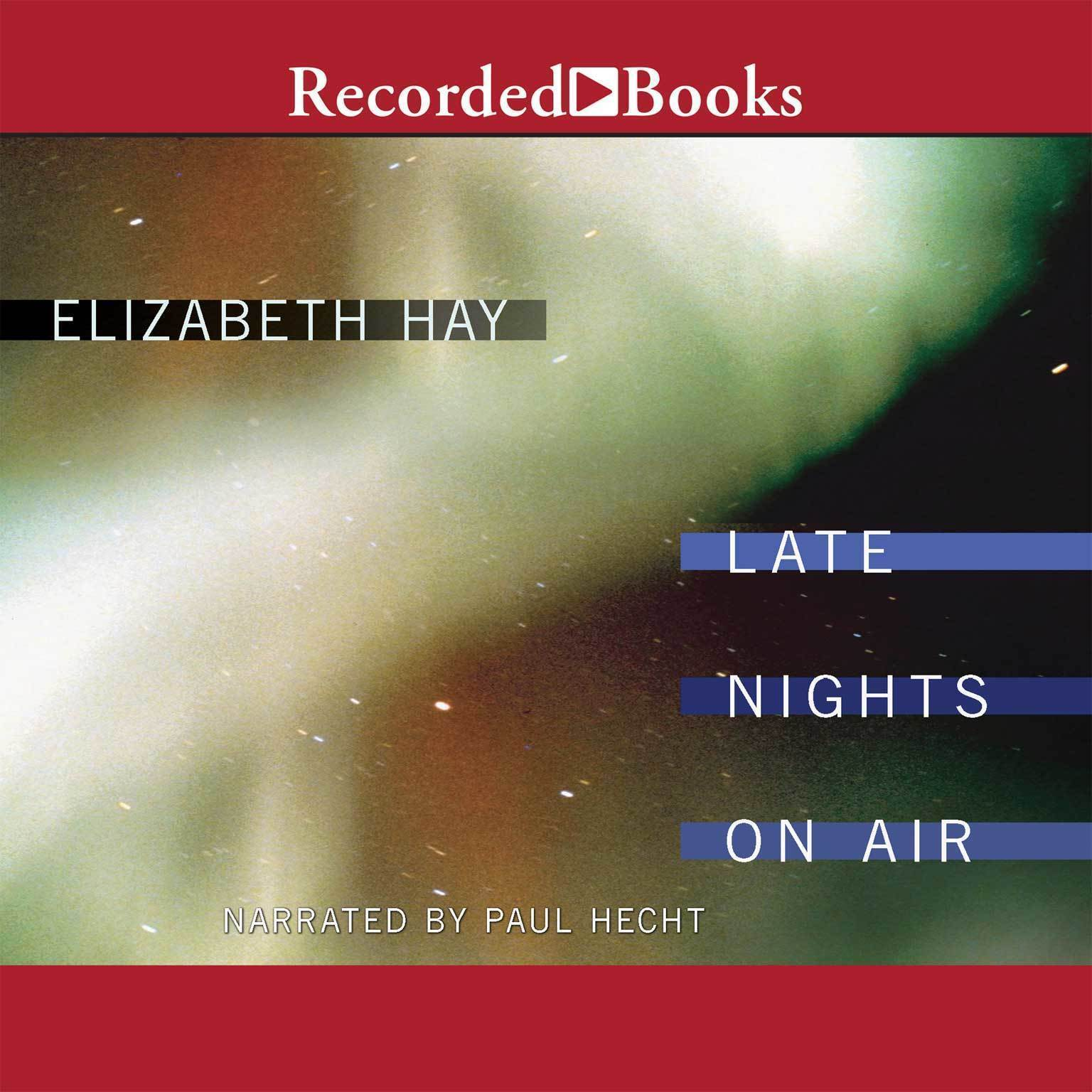 Printable Late Nights On Air Audiobook Cover Art