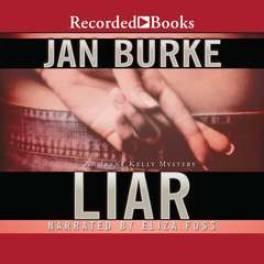 Liar Audiobook, by Jan Burke