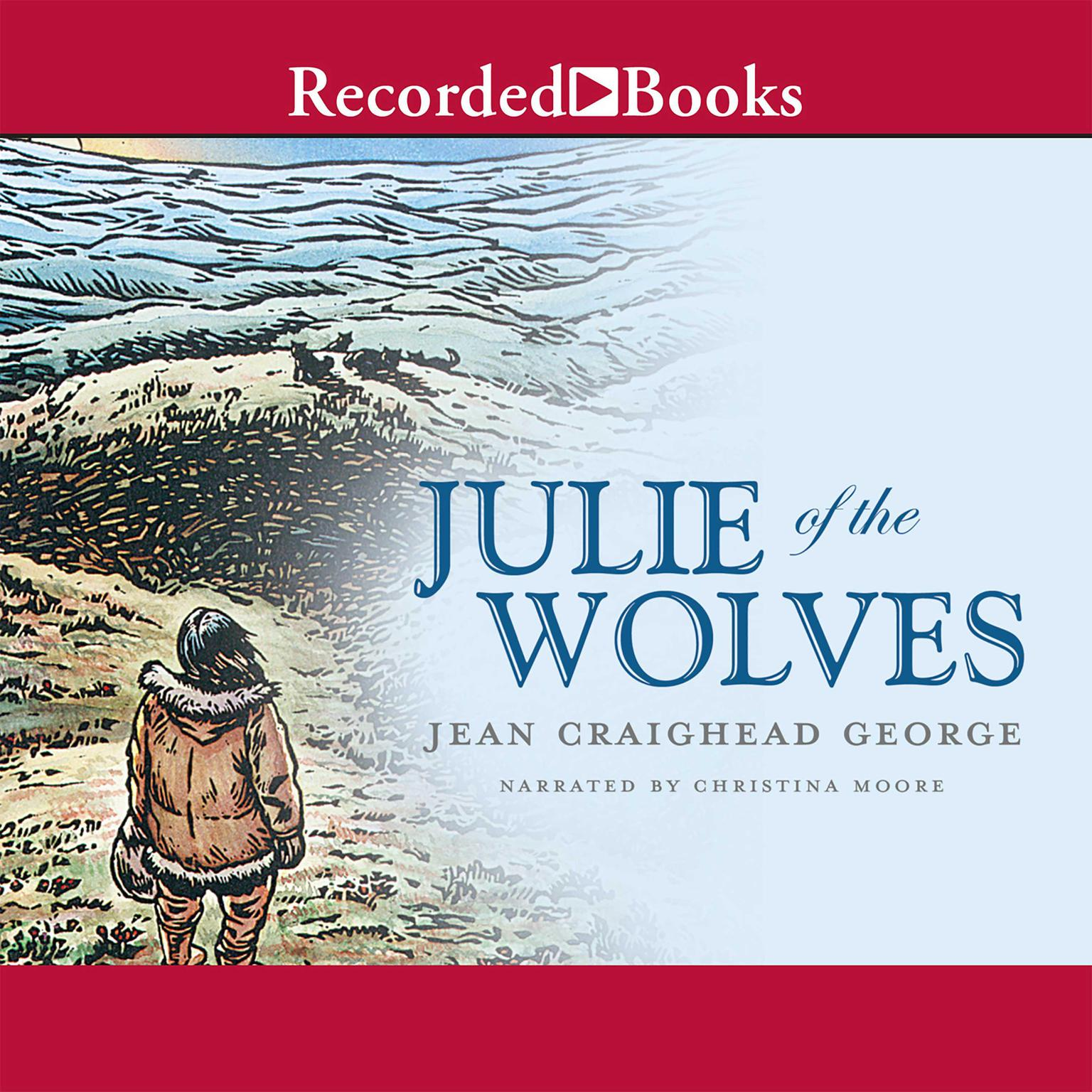 Printable Julie of the Wolves Audiobook Cover Art