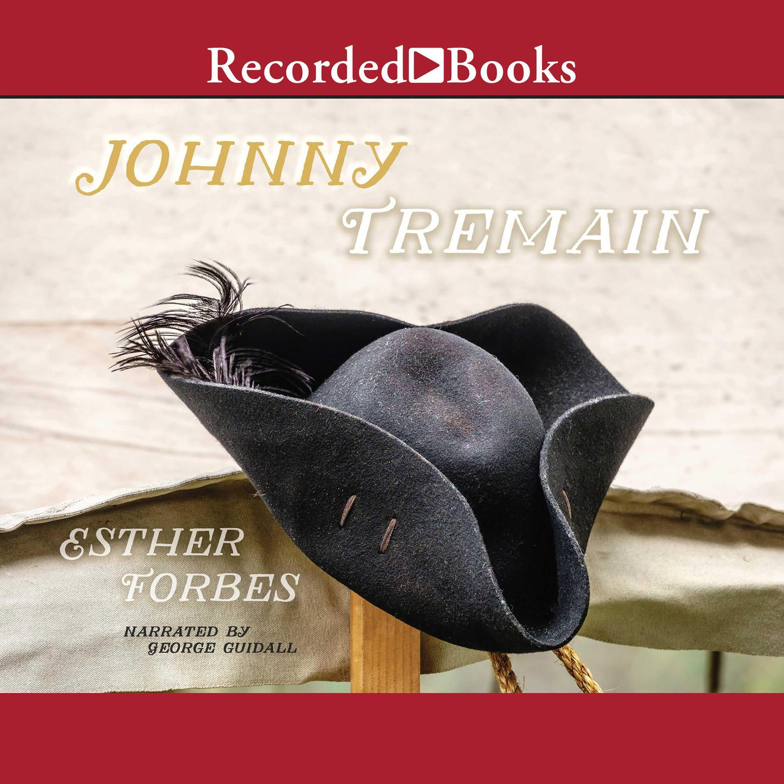 Printable Johnny Tremain Audiobook Cover Art