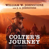 Colter's Journey Audiobook, by William W. Johnstone