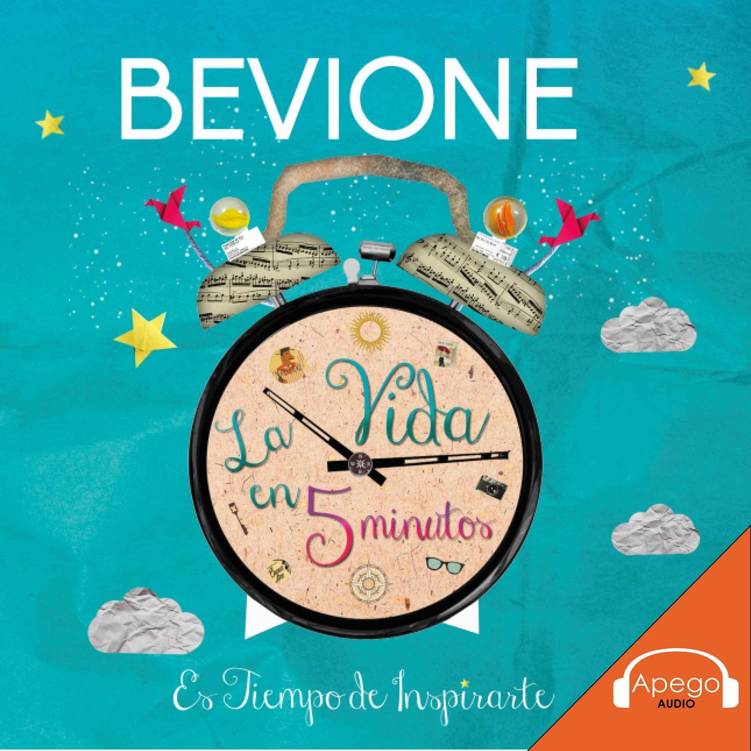 La Vida en 5 Minutos Audiobook, by Julio Bevione