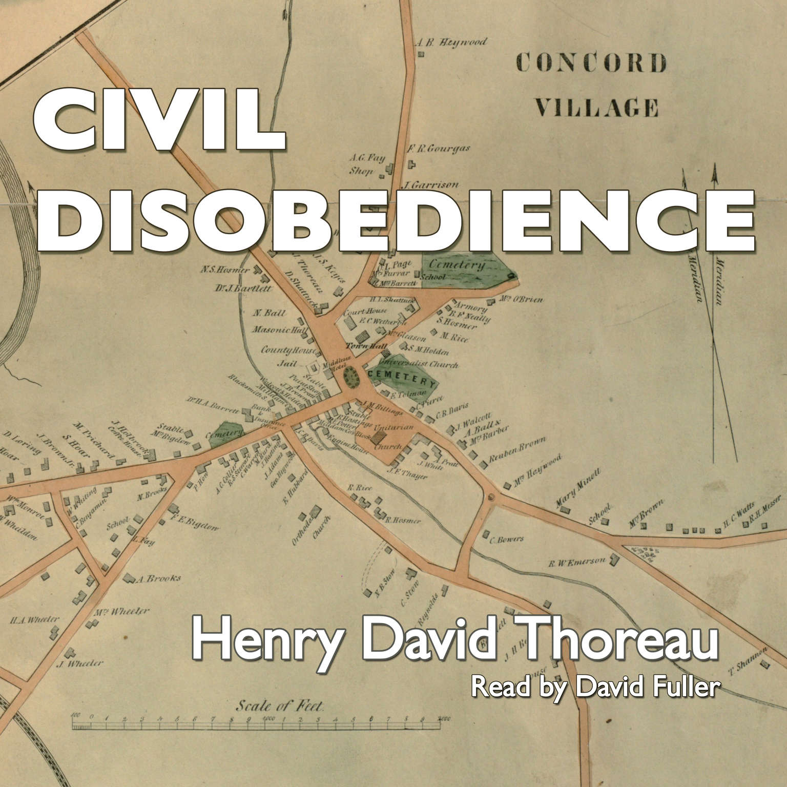 Civil Disobedience Audiobook, by Henry David Thoreau