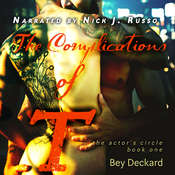 The Complications of T Audiobook, by Bey Deckard