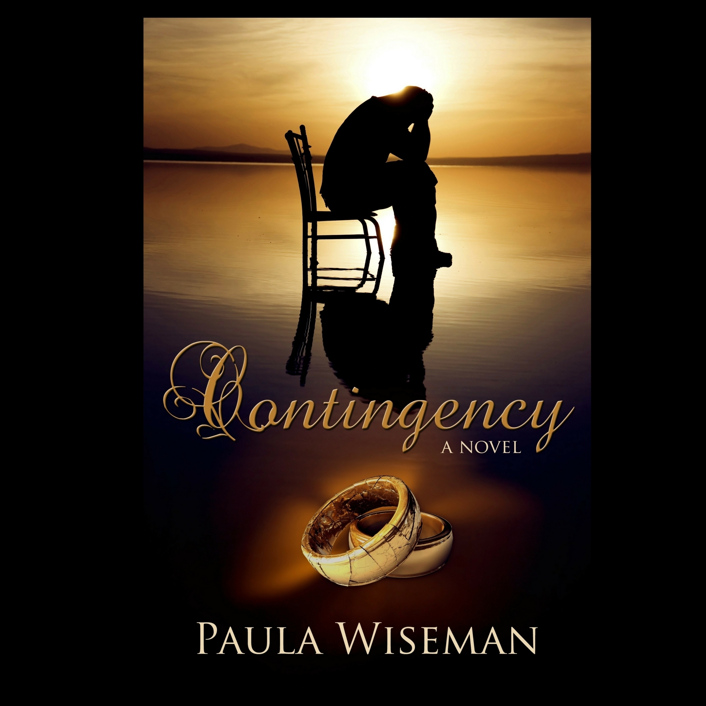 Printable Contingency Audiobook Cover Art