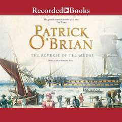 The Reverse of the Medal Audiobook, by Patrick O'Brian