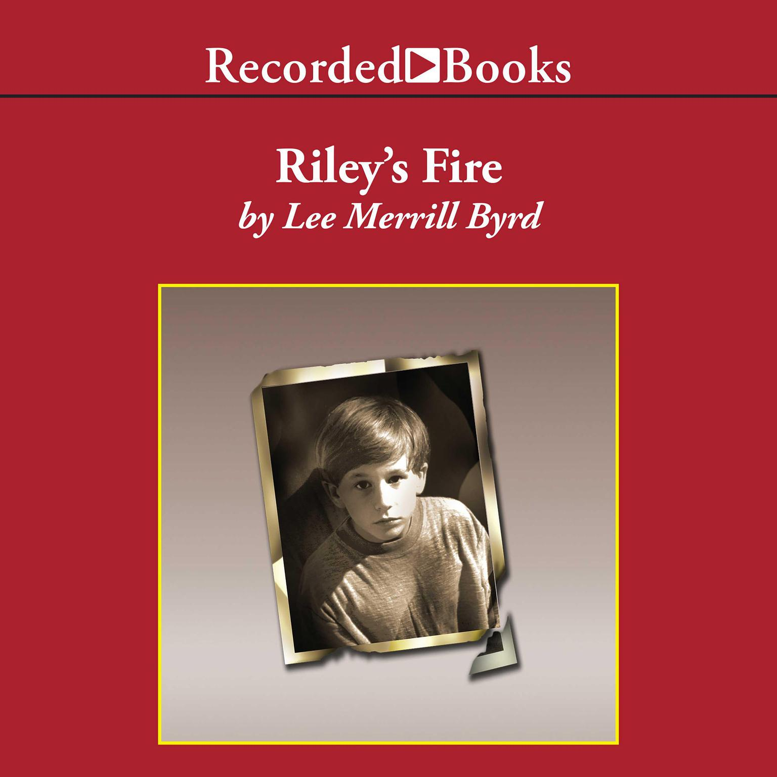 Printable Riley's Fire Audiobook Cover Art