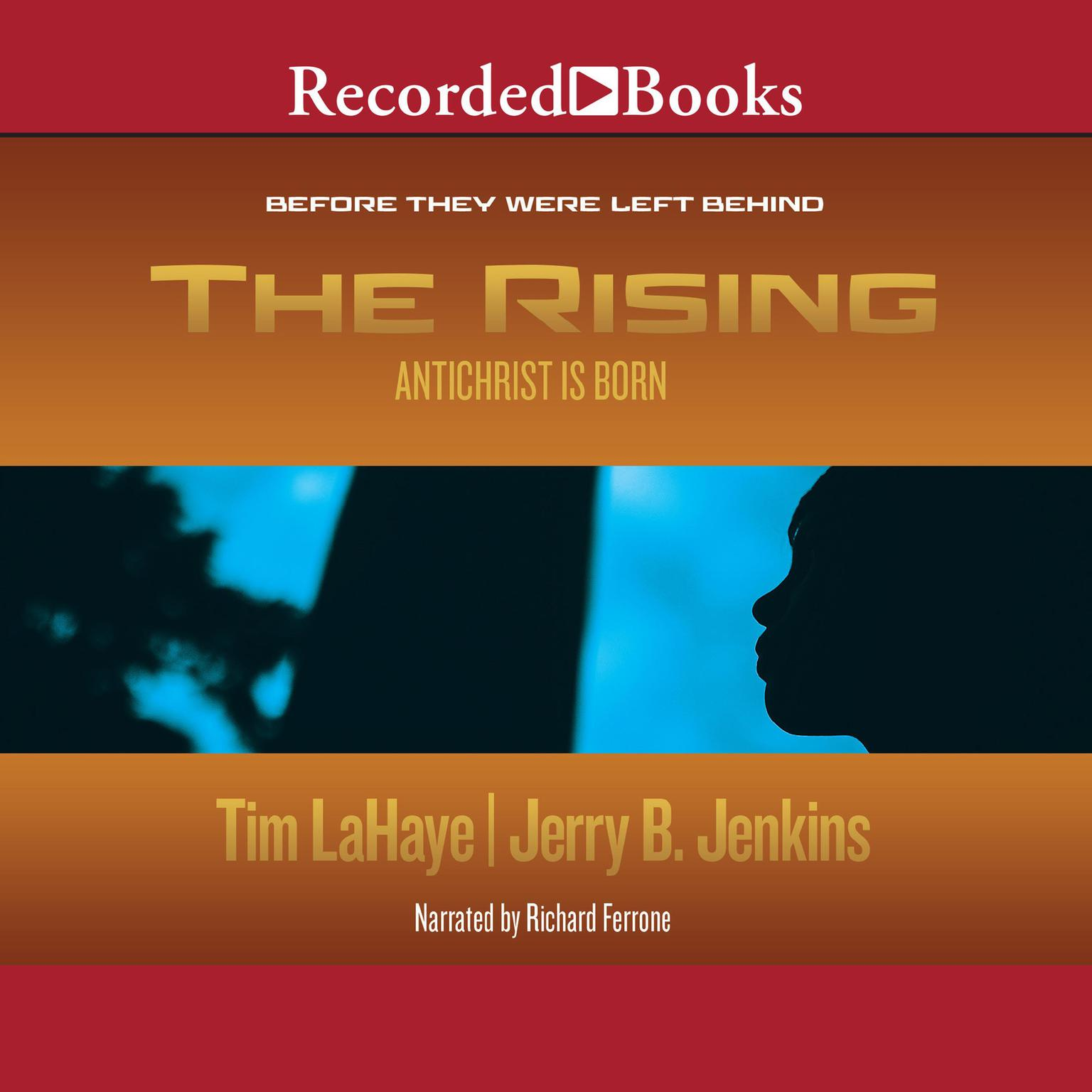 Printable The Rising: Antichrist is Born  Audiobook Cover Art