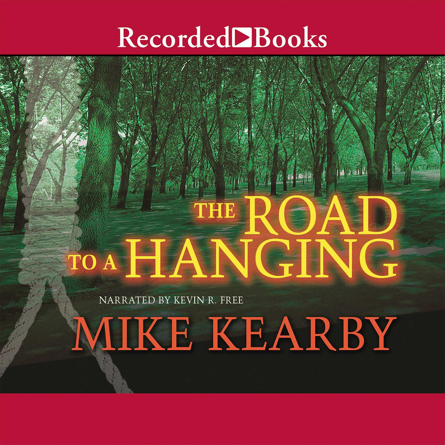 Printable The Road to a Hanging Audiobook Cover Art