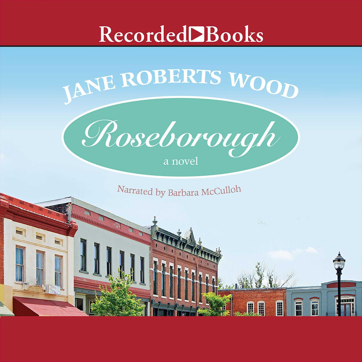 Printable Roseborough Audiobook Cover Art