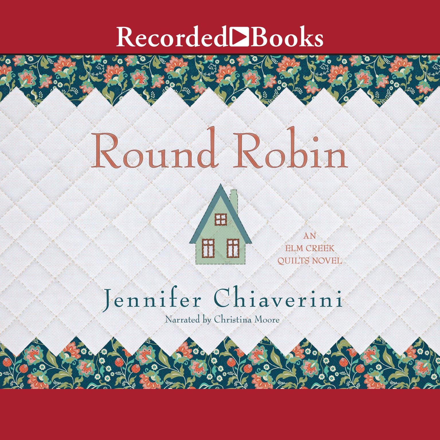 Printable Round Robin Audiobook Cover Art