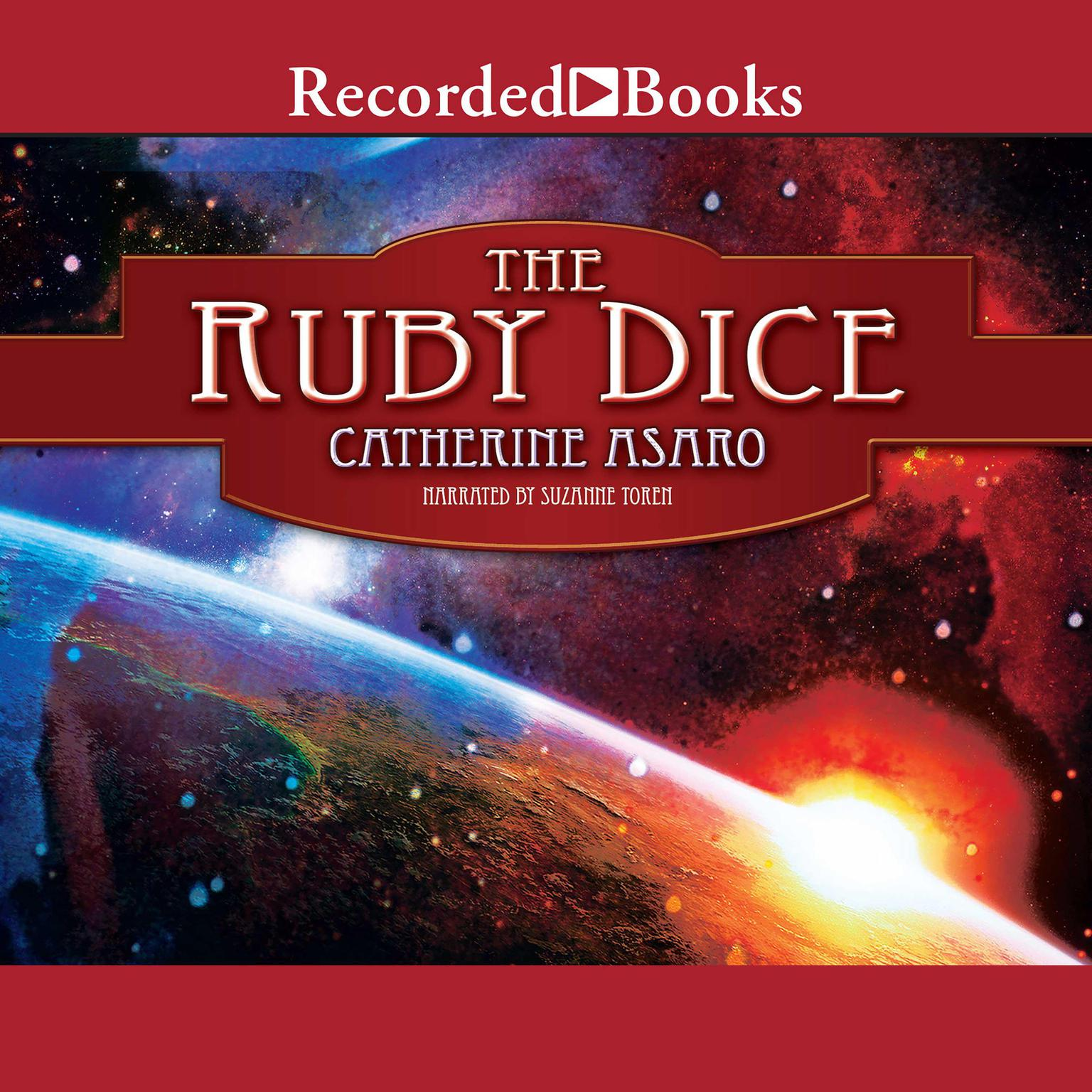 Printable The Ruby Dice Audiobook Cover Art