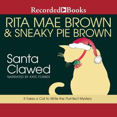 Santa Clawed Audiobook, by Rita Mae Brown