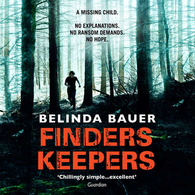 Finders Keepers Audiobook, by Belinda Bauer