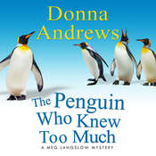 The Penguin Who Knew Too Much Audiobook, by Donna Andrews