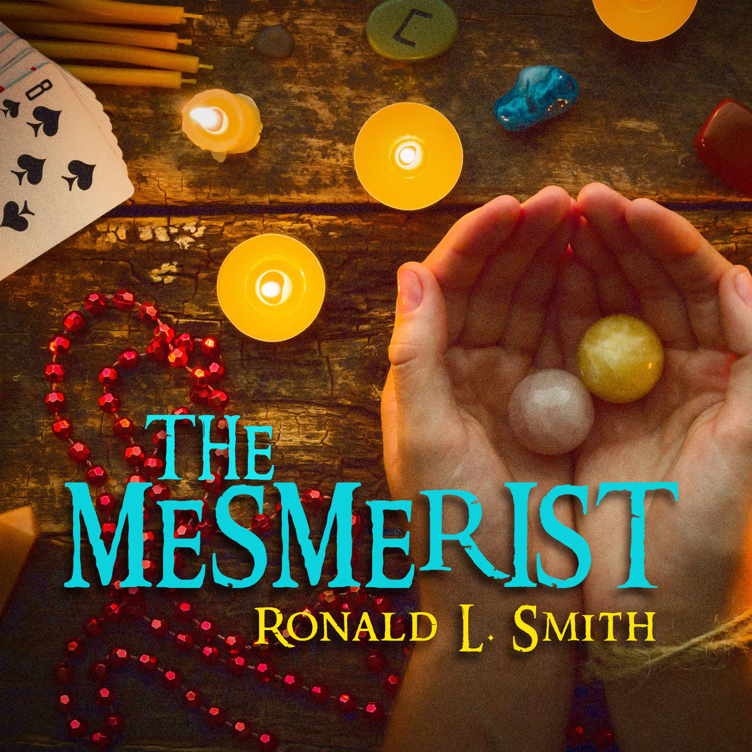 The Mesmerist Audiobook, by Ronald L. Smith