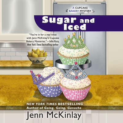 Sugar and Iced Audiobook, by Jenn McKinlay