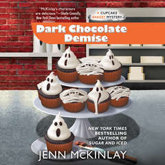 Dark Chocolate Demise Audiobook, by Jenn McKinlay