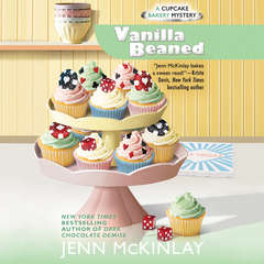 Vanilla Beaned Audiobook, by Jenn McKinlay