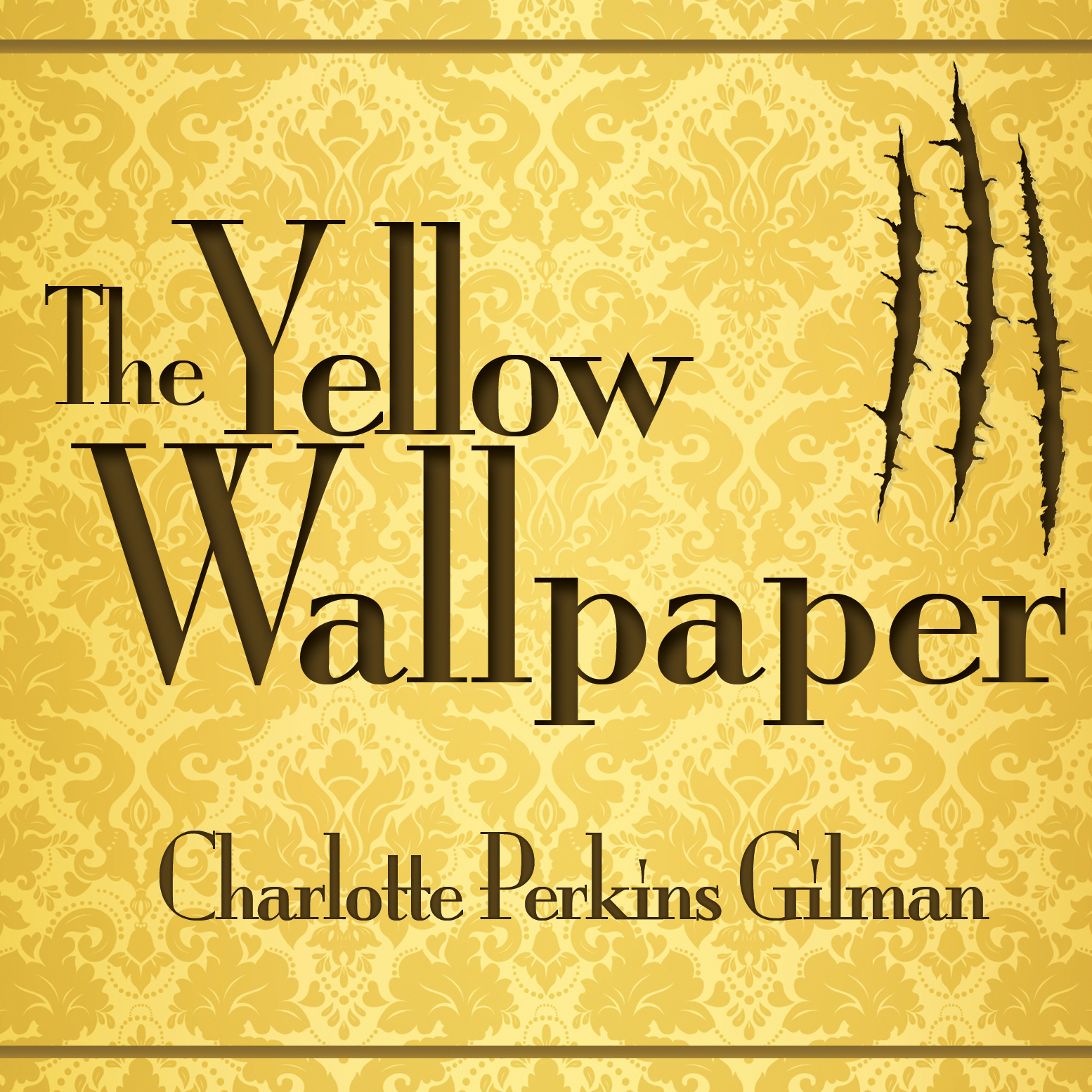the yellow wallpaper audiobook  The Yellow Wallpaper - Audiobook by Charlotte Perkins Gilman