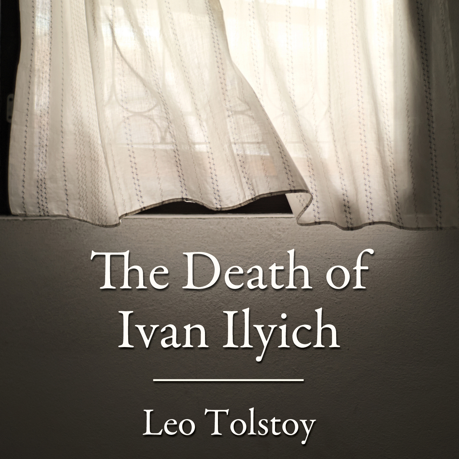 Printable The Death of Ivan Ilyich Audiobook Cover Art
