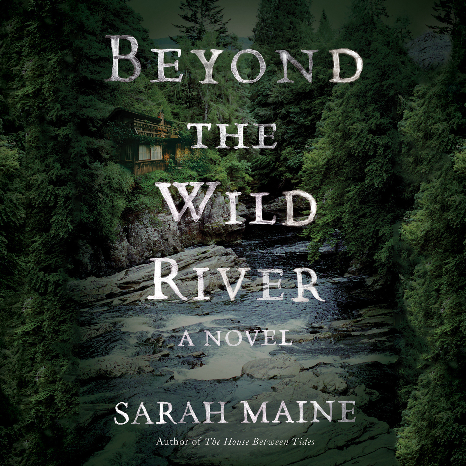 Printable Beyond the Wild River: A Novel Audiobook Cover Art