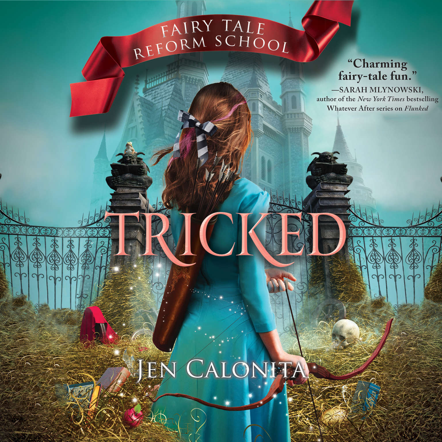 Tricked Audiobook, by Jen Calonita