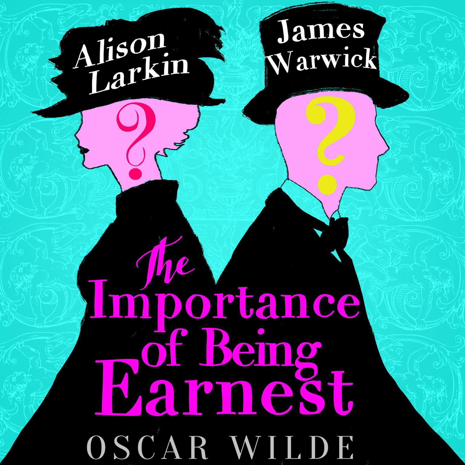Printable The Importance of Being Earnest: A Trivial Comedy for Serious People Audiobook Cover Art