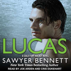 Lucas Audiobook, by Sawyer Bennett